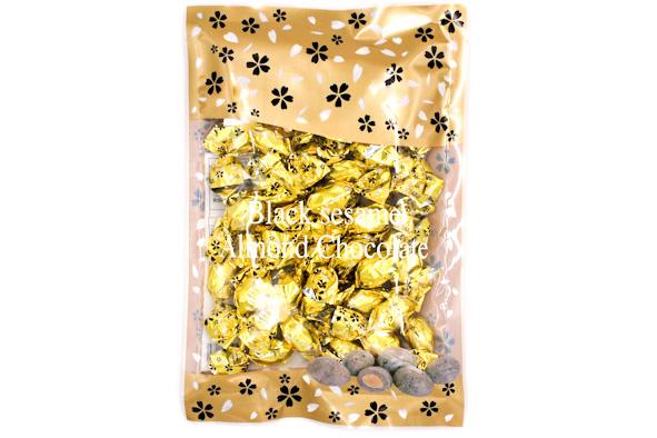 kurogoma almond chocolate