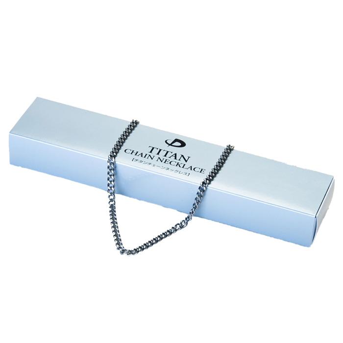 titan necklace 50cm